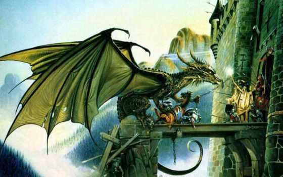 драконы, attack, дракона, napali, драконы,