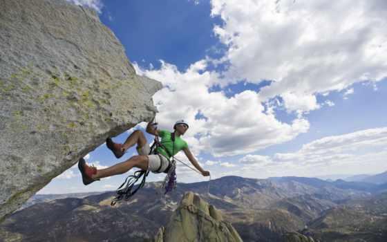 экстрим, просмотреть, горы, скалолаз, спорт, сноуборд, трюк, прыжок, силуэт, скалы, подъём, трудности, закат, скалолазание,
