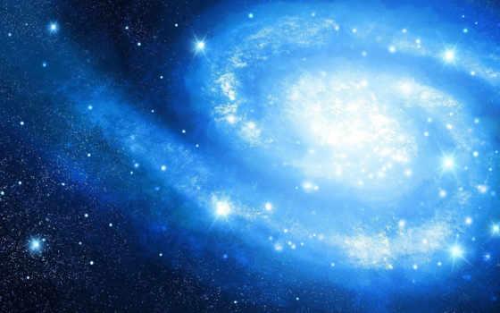 galaxy, cosmos, звезды