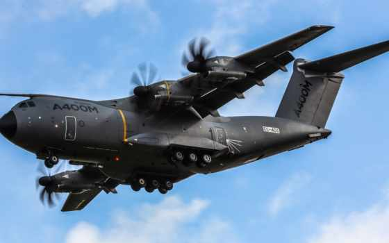 airbus, военный, атлас, транспорт, abyss, самолёт,