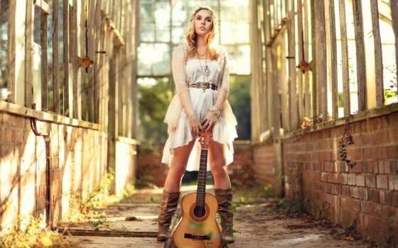 country, девушка, гитара, images, вика, free,