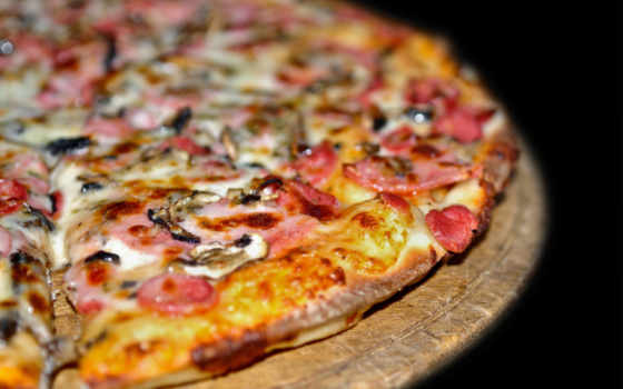 пицца, piece