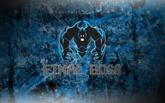 boss, final