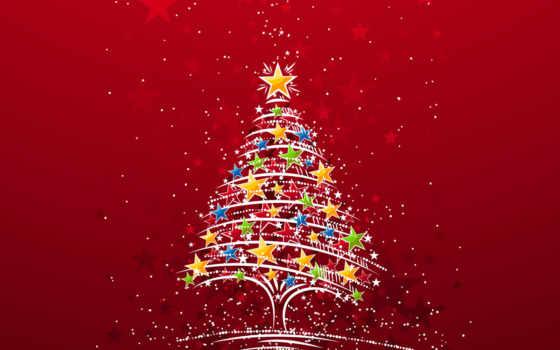 christmas, tree Фон № 31414 разрешение 1600x1200