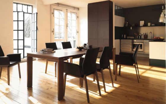 квартир, интерьер, кухни