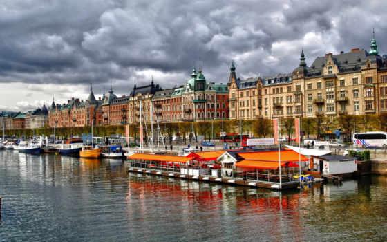 strandvägen, stockholm, lei