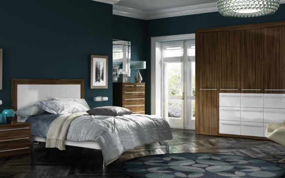 спальня, design, bedrooms
