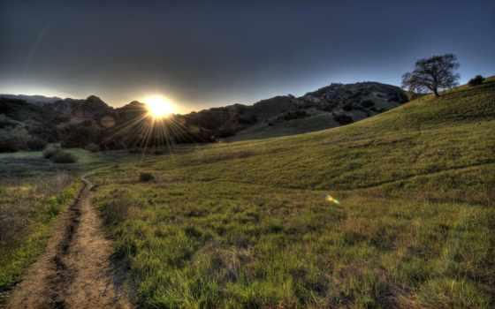 malibu, природа, usa, изображение, california, фото, free, desktop, scenery, hdr,