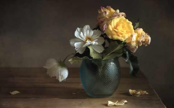 ваза, cvety, без, разрешений,