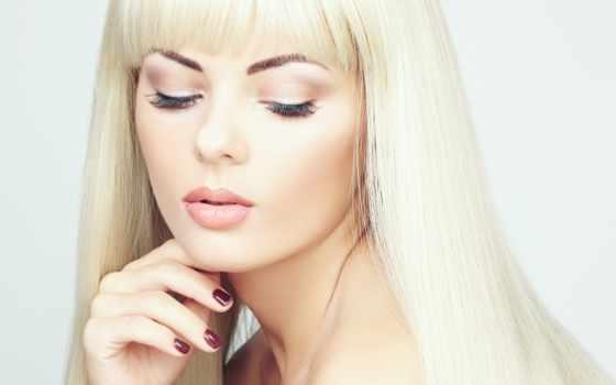 волосами, длинными, blonde, девушка, волосы, wig, длинные, клипарт,