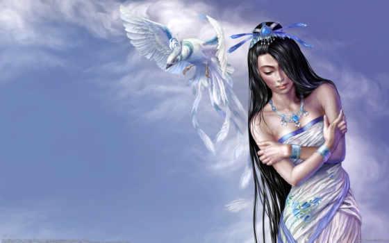 fantasy, красивые, картинок