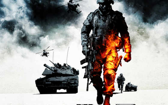 battlefield, игры, плохой, игре, company,
