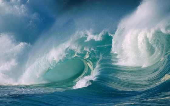 waves, морские, ocean