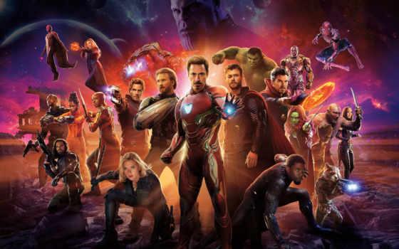 avengers, бесконечность, war