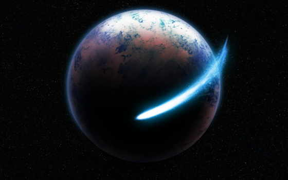 космос, планеты, звезды Фон № 42476 разрешение 1920x1080