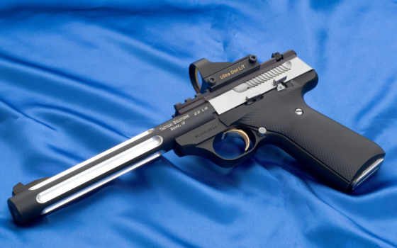 пистолеты, армия, винтовки