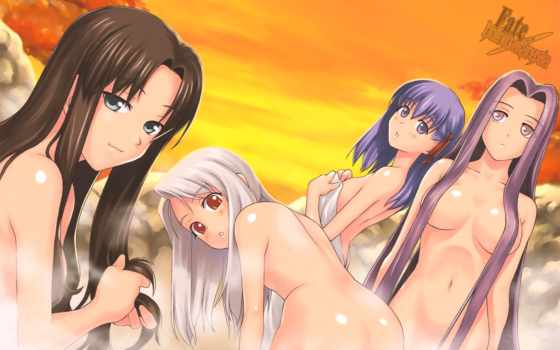 anime, fate, stay