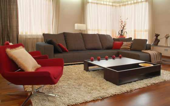 диван, interer, dizain