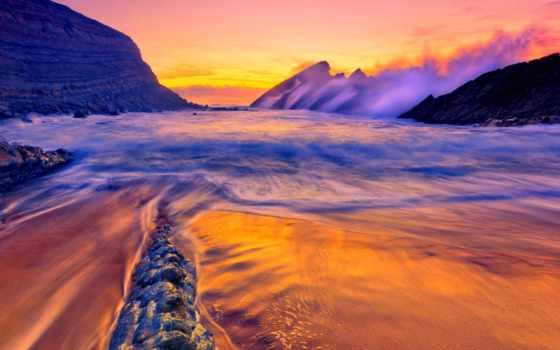 море, mix, оригинал, chasm, берег, chillout, побережье,