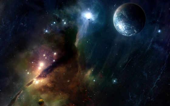 cosmos, nebula, planet, звезды, full, рисунки,