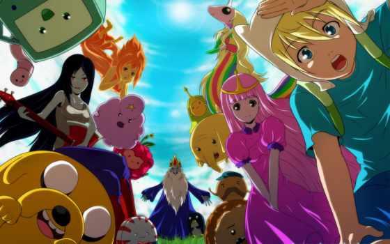 adventure, time, приключений, джейк, принцесса, марселин, fandom, rainicorn,