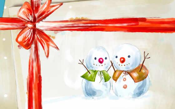postcard, дар, shirokoformatnyi, new, свеча, новый год, потепление, креатив, permission, burn, новое