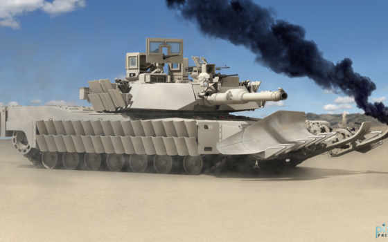 танк, боевой, основной, abrams, рендеринг, сша, техника,