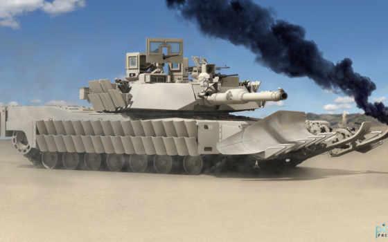 танк, боевой