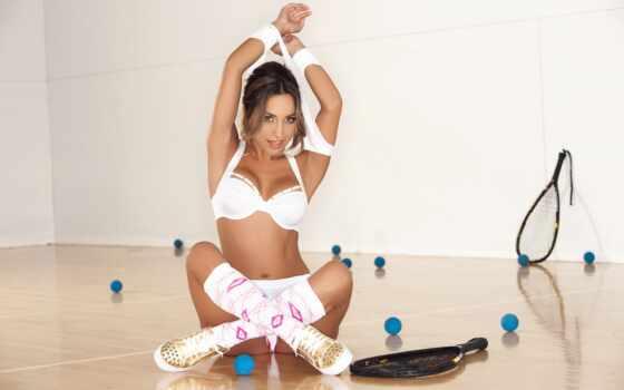 yesenia, bustillo, модель, tennis, деушка, playboy,