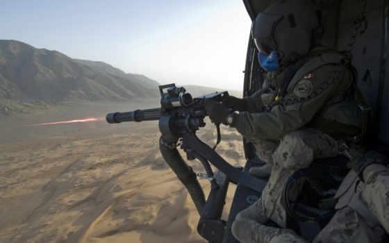 minigun, миниган, фотографии, general, electric, пулемета, спец, forces, usa, их,