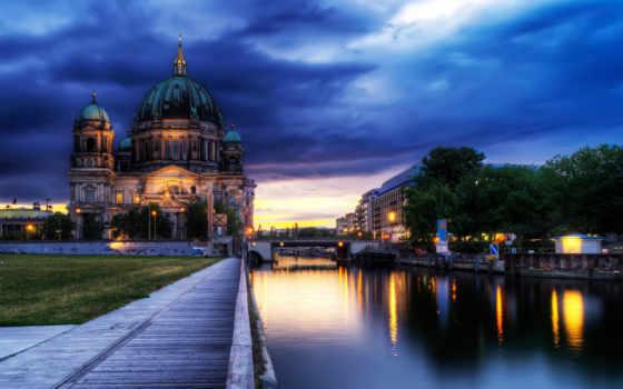 berlin, германии, cathedral
