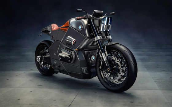 bmw, гонщица, urban, мотоцикла, concept, мотоцикл, военных, самолетов, современных, мар,