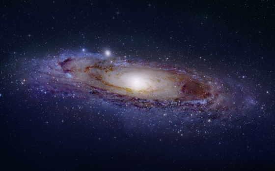 galaxy, andromeda, созвездии