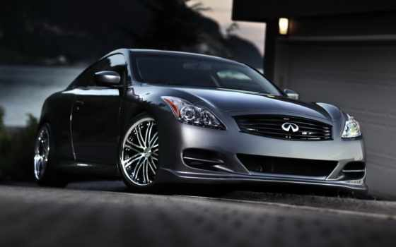 infiniti, coupe, тюнинг, car, black, vossen, wheels, vvs,