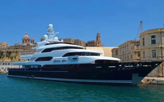 корабль, luxury, яхта