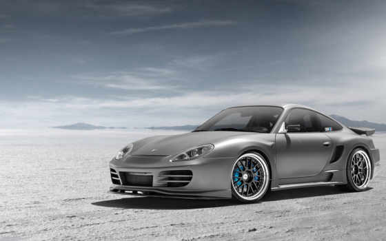 porsche, спортивная, машина, top, widebody, secret, фронтовой, fone, неба,