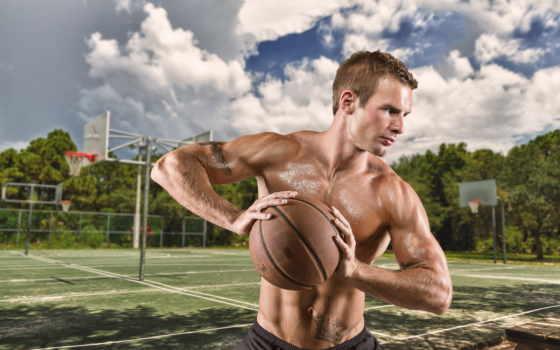 спорт, мяч, мужчина