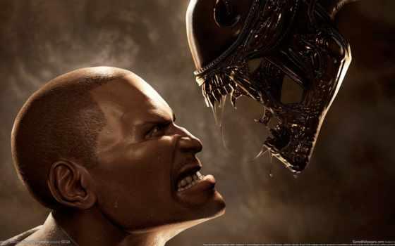 хищник, aliens, чужой, alien, против, хищника,