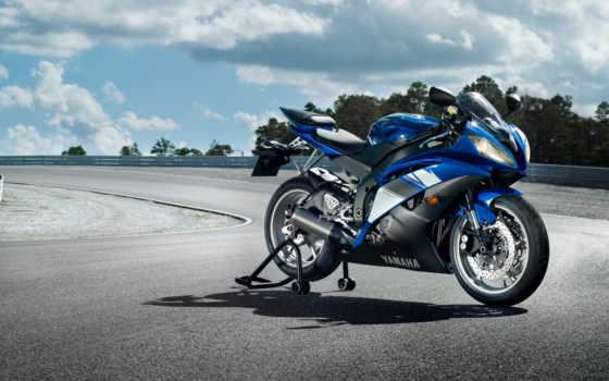 yamaha, мотоциклы, bike