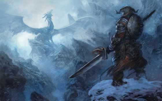 skyrim, elder, scrolls, скайрим, арты, art, прохождение,
