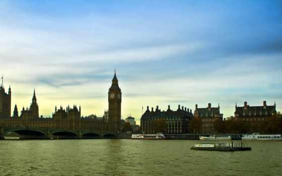 англия, london, thames
