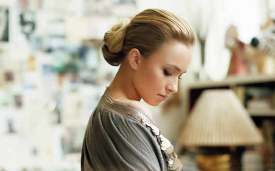 девушка, devushki, опущенным, взглядом, смотреть, платье, лицо, sweetheart,