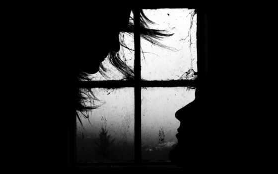 девушка, парень, shadow, окно, силуэт, devushki, минимализм, pair, darkness, favim,