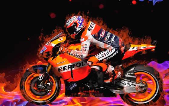 moto, racing