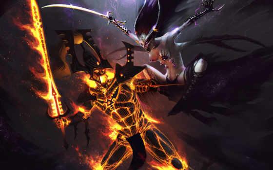 warhammer, аватар, keeper