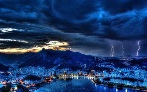 rio, janeiro, brazil Фон № 103046 разрешение 1920x1200