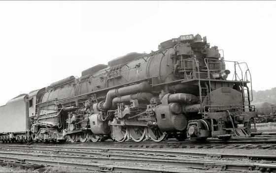 локомотив, steam, allegheny, locomotives, вид, articulated, were, class, was, powerful,