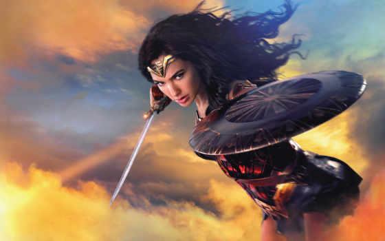wonder, женщина, gal, gadot, movie, галь, movies,