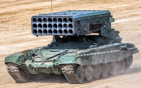 toc, russian, военный, огнемёт, system, heavy, multiple, rocket, launcher, pray