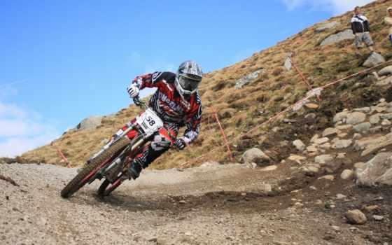 downhill, велоспорт